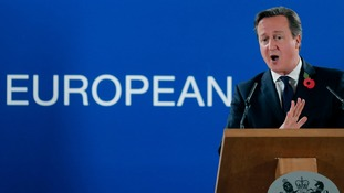 David Cameron: I am not paying £1.7bn EU bill