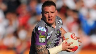 Former Huddersfield Giants prop Tony Tonks