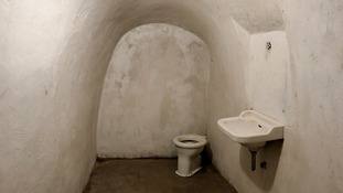 Mussolini's bunker