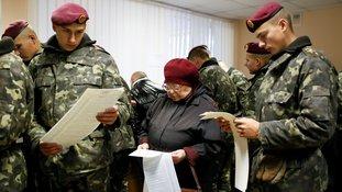 Ukraine's election