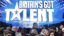 Britain's Got Talent is currently at the Birmingham ICC.