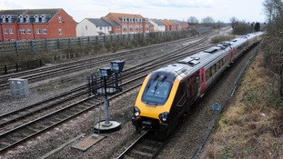 The new rail link could see journey times in the north slashed by more than half.