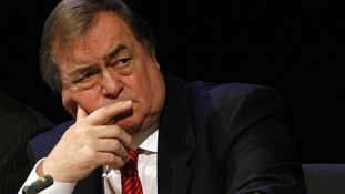 John Prescott at the BWEA31 conference at the Conference Centre in Liverpool in 2009/