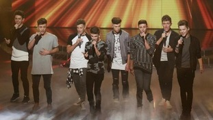 Stereo Kicks are staying as an eight-piece band on the show