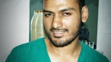 Dr Abbas Khan died in a prison in Damascus at the end of last year.