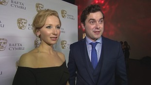 Backstage at the BAFTA Cymru awards 2014: What the stars had to say