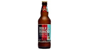 'Help for Heroes Blonde Ale'
