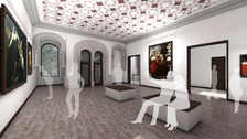 Auckland Castle plans for a new art gallery hopes to house Spanish masters including Zurbarán and Velázquez.