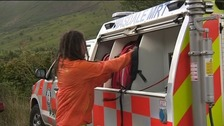 Wasdale Mountain Rescue