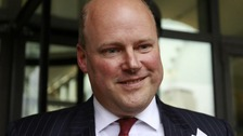 Chief executive of NatWest owner RBS, Stephen Hester