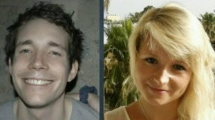 David Miller and Hannah Witheridge.