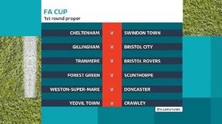 FA Cup draw