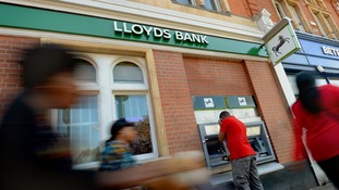 Lloyds sets aside total of £900m for PPI payments.