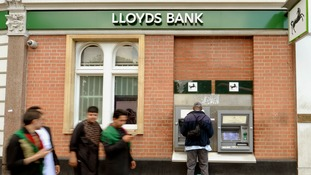 Unite union: 'Deeply unsettling times for Lloyds staff'.
