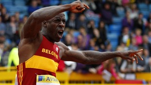 Dwain Chambers has kept his London 2012 dream alive.