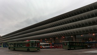 Preston's Brutalist bus station.