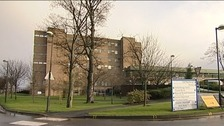 Freeman Hospital, Newcastle.