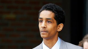Robel Phillipos, a friend of suspected Boston Marathon bomber Dzhokhar Tsarnaev.