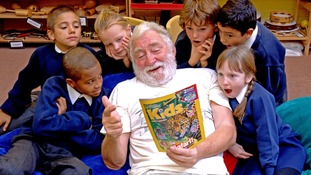 David Bellamy sells his £30,000 collection of microscopes.