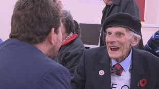 Wales' oldest Poppy Appeal collector turns 100