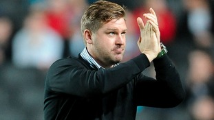 MK Dons' record League Cup run over