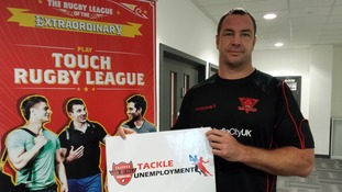 Club captain Adrian Morley