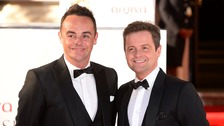 Ant and Dec will host the Brit Awards in February next year