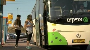Israeli minister calls for Palestinian commuters to travel in separate buses