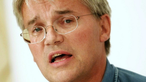 Britain's Secretary of State for International Development Andrew Mitchell.