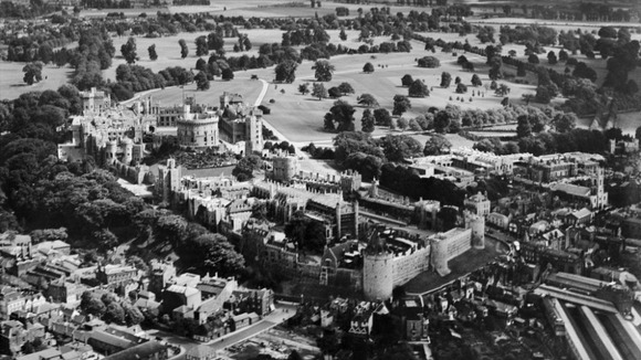Windsor Castle 1928