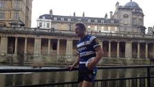 Sam Burgess in Bath