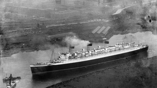 Queen Mary 1936