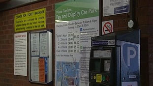 Enfiled parking charges