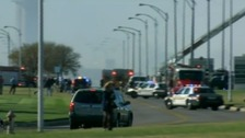Emergency services at Wichita Mid-Continental Airport