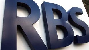 RBS sign.