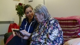 Bristol's Community Nurses go mobile