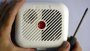 Smoke alarms should be regularly tested.