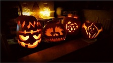 Pumpkins by Justin Hamilton-Lamont from Colchester.