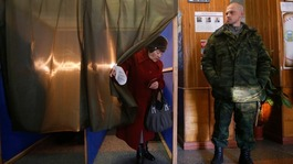Separatists vote for leader in breakaway eastern Ukraine