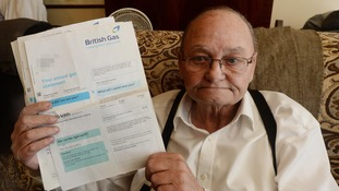 'I can't take it anymore' - Pensioner bombarded with gas bills in electric-only flat