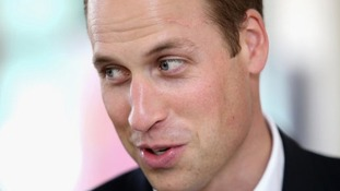 Duke of Cambridge worked 'downstairs' at real-life Downton Abbey