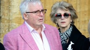 Christopher Biggins and Maureen Lipman.