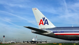 The first American Airlines plane will depart from Birmingham Airport on Friday 8th May