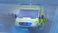 East Anglian ambulances fail to meet targets for response times