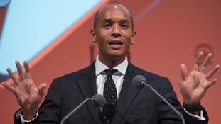 Chuka Umunna is on ITV's The Agenda tonight