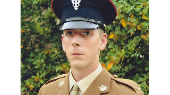 Private Matthew Haseldin was killed after his patrol came under attack in November 2011