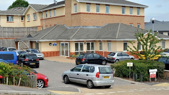 Winterbourne View residential hospital