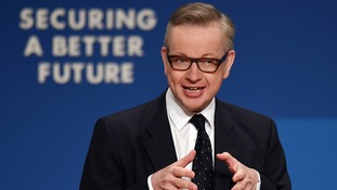 The Rt Hon Michael Gove is the Conservative MP for Surrey Heath.