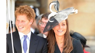 Duchess of Cambridge's hats up for auction