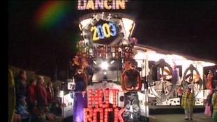 Weston carnival procession
